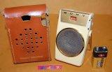 【伝説のラジオが里帰り】ソニー・TR-610 1958年スピーカー付きで世界最小AM 6石トランジスタラジオ受信機 ・1958年製