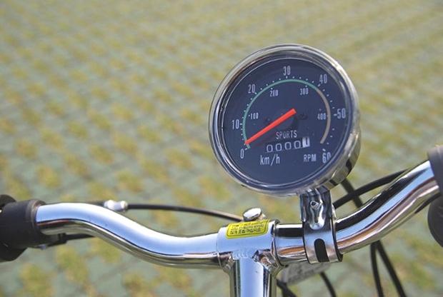 自転車への取り付けの一例 ... : 自転車 ナット サイズ : 自転車の