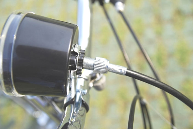 自転車の 自転車 前輪 ナット サイズ : メーター本体をハンドルに ...