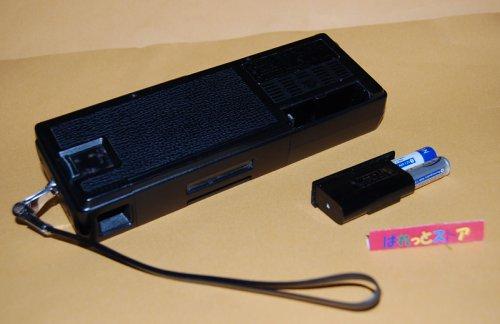 追加の写真3: ナショナル C-R1 「ラジオ付きコンパクトカメラ」 MW-BAND TRANSISTOR ラジオ 1978年型