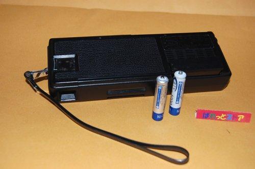 追加の写真2: ナショナル C-R1 「ラジオ付きコンパクトカメラ」 MW-BAND TRANSISTOR ラジオ 1978年型