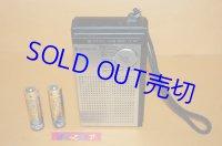 日立製作所 Model:TH-605 AMトランジスタラジオ受信機 1978年・日本製