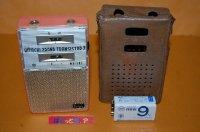 """日立製作所 Model WH-761 """"Betty"""" SW&BC 7-transistor shirtpocket radio 1961年製"""