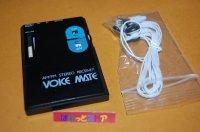 """服部セイコー・H351-3511 """"VOICE MATE"""" AM /FMステレオラジオ受信機 1984年型"""