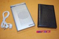 松下電器 Model No.R-021 薄型AM 10石トランジスタラジオ受信機 National epper 1982年発売品・ケース付き