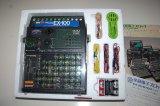 【少年時代の想い出】学習研究社・電子ブロックEX SYSTEMS EX-100・トランジスターラジオ等100種類の電子回路が組める・1976年製・当時物
