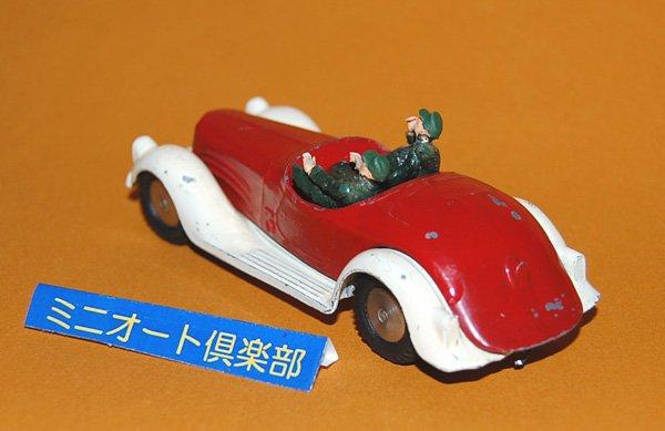 画像2: ドイツ・MARKLIN No.5521/3 BMW 315 Roadster 1935年型 - Pre-war  第二次世界大戦前の1937年当時物