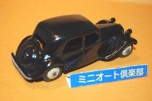 追加の写真1: フランス・DINKY-TOYS No.24N Citroen 11BL, 1st.-type (2) 1951-1952年製・ゴムタイヤ仕様 ・当時もの