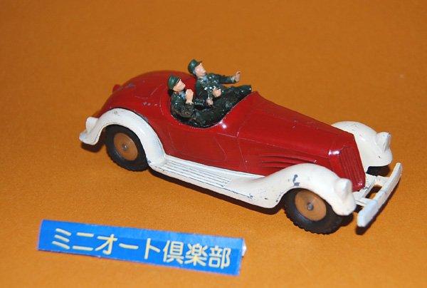 画像3: ドイツ・MARKLIN No.5521/3 BMW 315 Roadster 1935年型 - Pre-war  第二次世界大戦前の1937年当時物