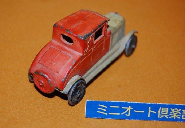 画像2: アメリカ・TOOTSIETOYS製 No.6202 GM Series/CHEVROLT COPUPE 1927年 昭和2年製造モデル