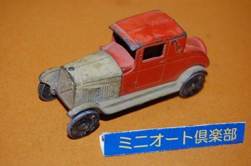追加の写真1: アメリカ・TOOTSIETOYS製 No.6202 GM Series/CHEVROLT COPUPE 1927年 昭和2年製造モデル