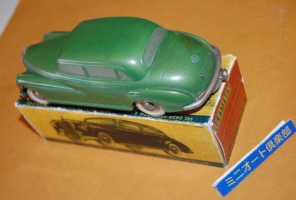 画像3: 占領下のドイツ製・PRAMETA/プラメタ No.2 Mercedes Benz 300D 1951年式・Made in Germany Brit. Zone・当時物