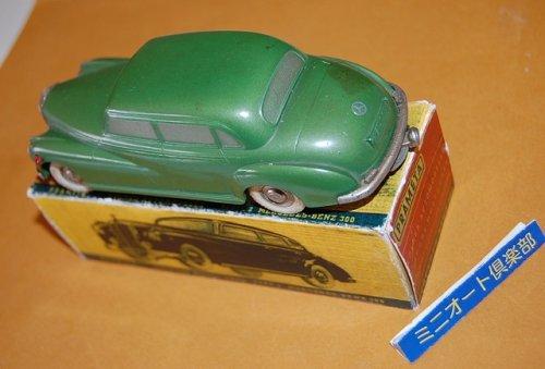 追加の写真1: 占領下のドイツ製・PRAMETA/プラメタ No.2 Mercedes Benz 300D 1951年式・Made in Germany Brit. Zone・当時物