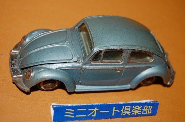 画像2: 米澤玩具 ダイヤペット No.D-165 Volkswagen Beetle1300・1967年当時物