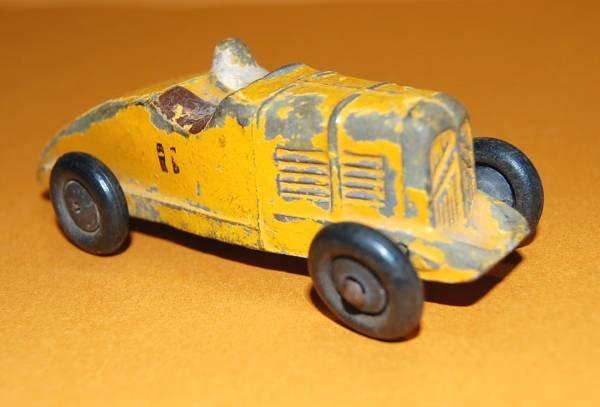 画像1: フランス・シトロエン トイ Jouet CITROEN ROSALIE Record 1935年・実車メーカー製ミニカー・当時物