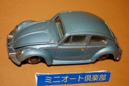 追加の写真1: 米澤玩具 ダイヤペット No.D-165 Volkswagen Beetle1300・1967年当時物