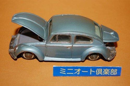 追加の写真2: 米澤玩具 ダイヤペット No.D-165 Volkswagen Beetle1300・1967年当時物