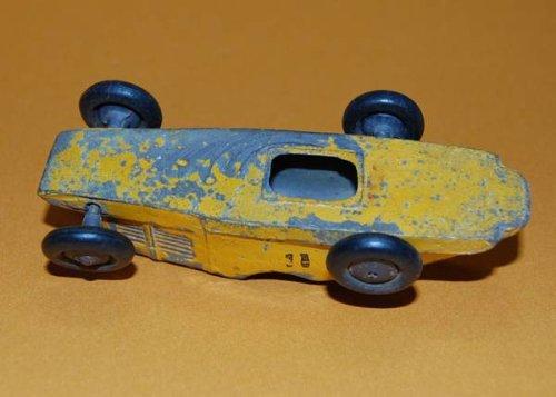 追加の写真2: フランス・シトロエン トイ Jouet CITROEN ROSALIE Record 1935年・実車メーカー製ミニカー・当時物