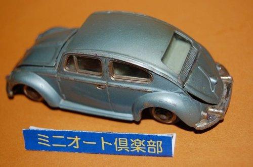 追加の写真3: 米澤玩具 ダイヤペット No.D-165 Volkswagen Beetle1300・1967年当時物