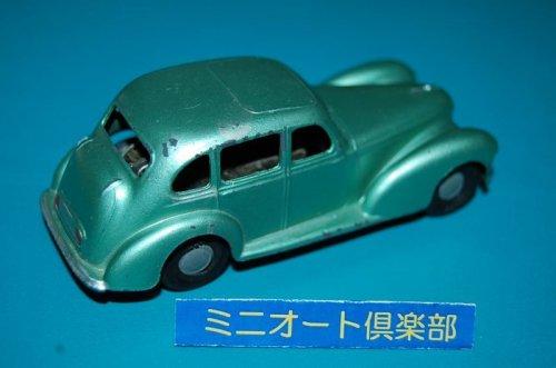 """追加の写真2: 英国・CHAD VALLEY """"Wee-Kin""""シリーズ No.9237 Humber Super Snipe 1949年製ゼンマイ駆動内蔵 ・1949年当時物"""
