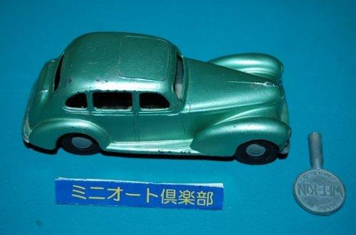 """追加の写真1: 英国・CHAD VALLEY """"Wee-Kin""""シリーズ No.9237 Humber Super Snipe 1949年製ゼンマイ駆動内蔵 ・1949年当時物"""