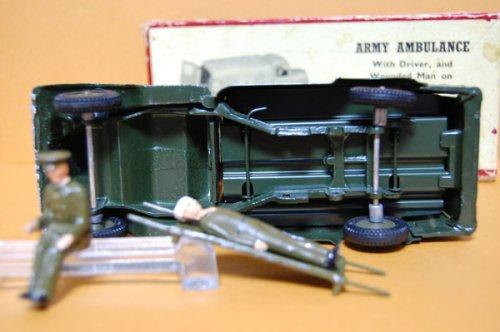 追加の写真3: 英国・Britains No.1512 Ford Army Truck Ambulance 1937・オリジナル・元箱付き (late 1940s/ early 1950s) 当時物